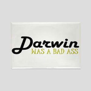 Darwin Rectangle Magnet