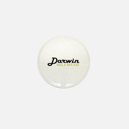 Darwin Mini Button