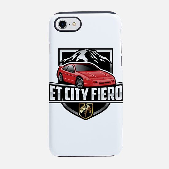 Red GT iPhone 7 Tough Case