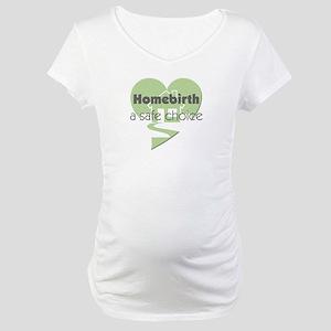 Homebirth Maternity T-Shirt