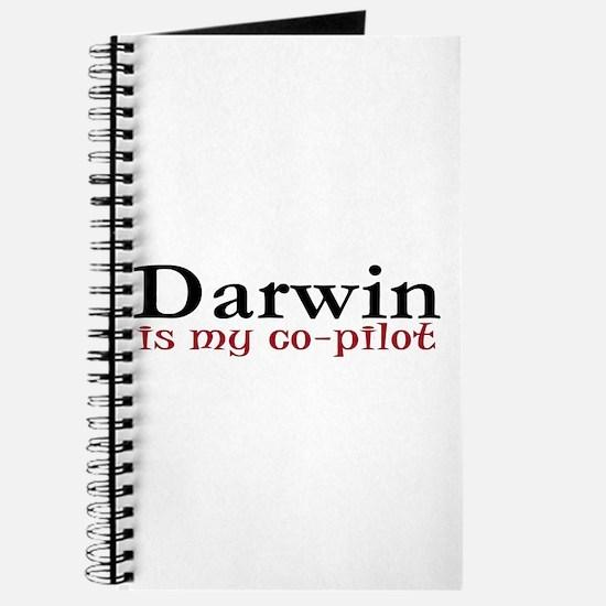Darwin is my co-pilot Journal