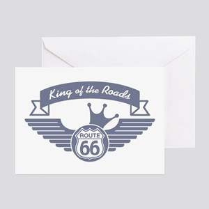 King of the Roads Greeting Cards (Pk of 10)