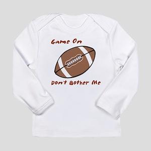 Game On Football Kid Long Sleeve T-Shirt