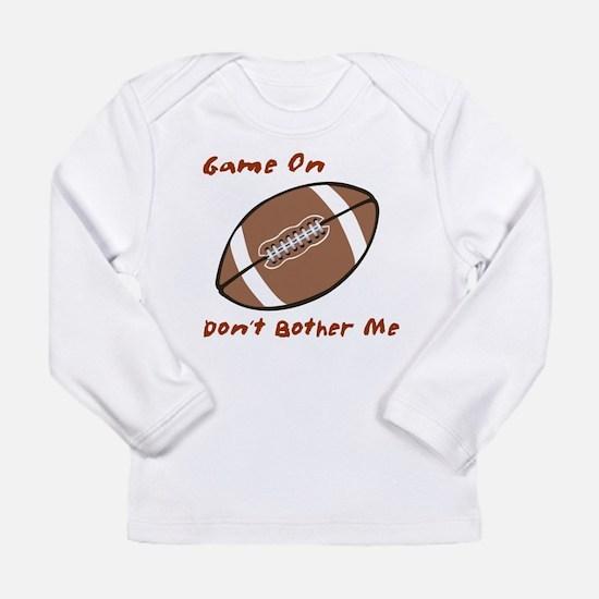 Game On Football Kid.jpeg Long Sleeve T-Shirt
