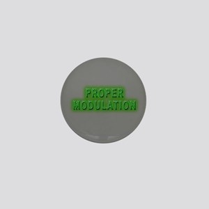 Proper Modulation Mini Button