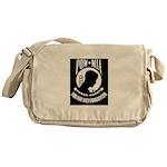 POW MIA Messenger Bag