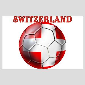 Switzerland Soccer Large Poster