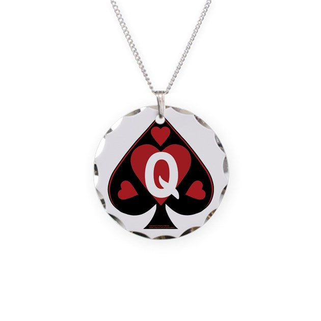 of spades jewelry of spades necklace by straycatmediav2 4250