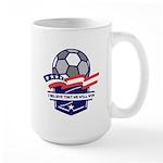 Custom USA Soccer Mugs