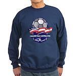 Custom USA Soccer Sweatshirt
