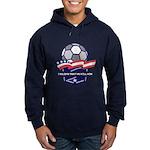Custom USA Soccer Hoodie