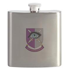 New Organization of Slabovian Spies Flask