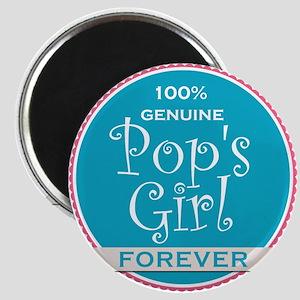 100% Pop's Girl Magnet