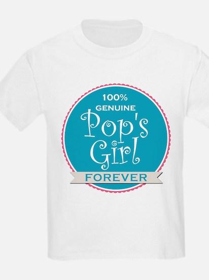 100% Pop's Girl T-Shirt