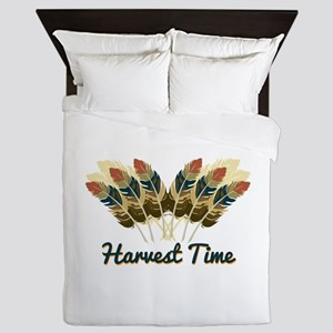 Harvest Time Queen Duvet