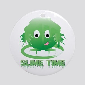 Slime Time Ornament (Round)