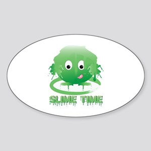 Slime Time Sticker