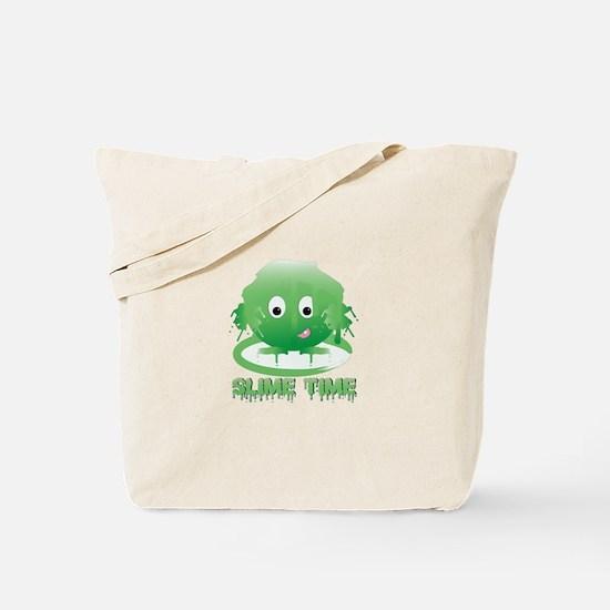 Slime Time Tote Bag
