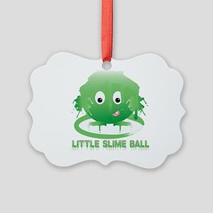 Little Slime Ball Ornament
