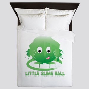 Little Slime Ball Queen Duvet