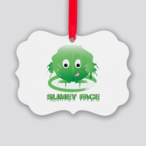 Simley Face Ornament