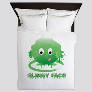 Simley Face Queen Duvet