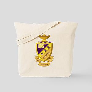 Phi Sigma Pi Crest Tote Bag