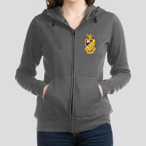 Phi Sigma Pi Crest Women's Zip Hoodie
