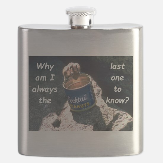 Last One To Know Flask