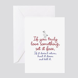 True Love Greeting Cards