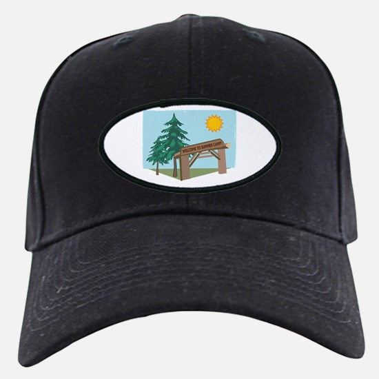 Welcome To The Summer Camp! Baseball Hat