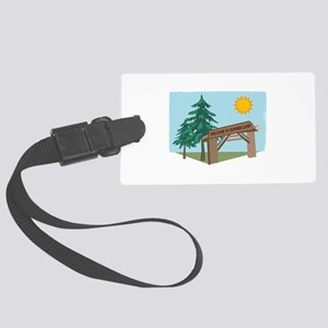 Welcome To The Summer Camp! Luggage Tag