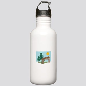 Welcome To The Summer Camp! Water Bottle