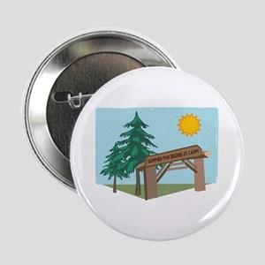 "Summer Fun Begins At Camp! 2.25"" Button"