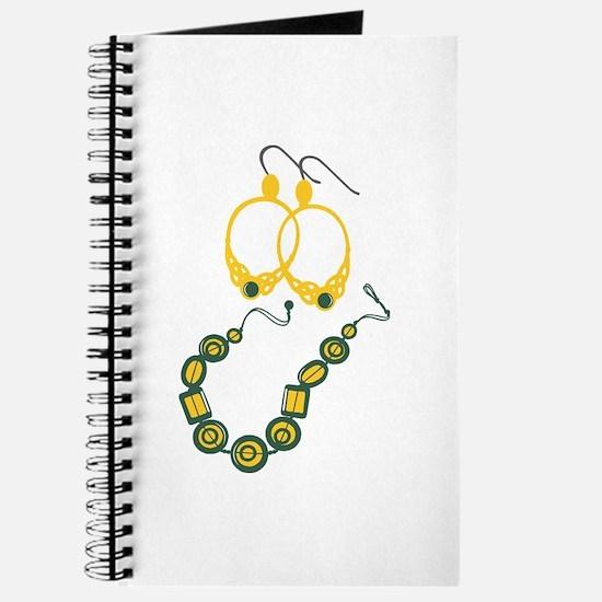 Earrings & Necklace Journal