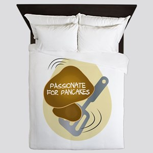 Passionate For Pancake Queen Duvet