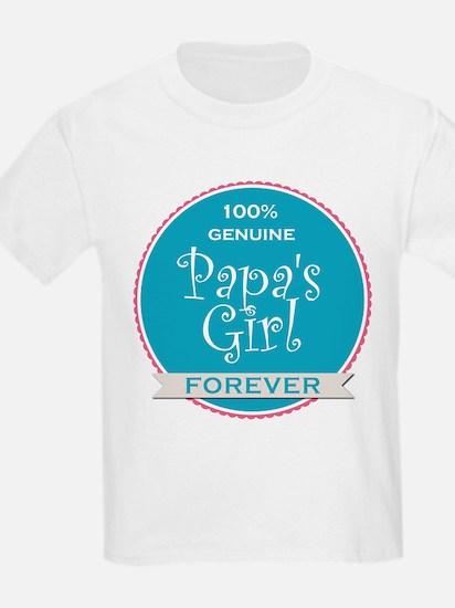 100% Papa's Girl T-Shirt