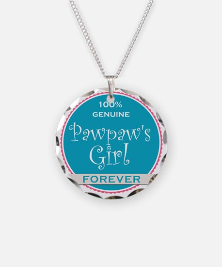 100% Pawpaw's Girl Necklace