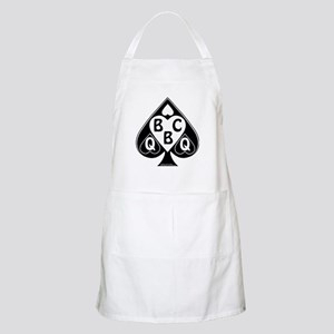 Queen of Spades Loves BBC Apron