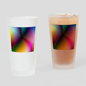 Prism Rainbow Drinking Glass