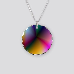 Prism Rainbow Necklace