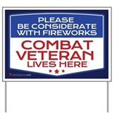 Veteran Yard Signs