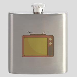 Vintage TV Flask