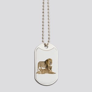 Lions Dog Tags