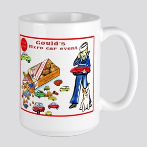 Goulds 19th Microcar Classic Mugs