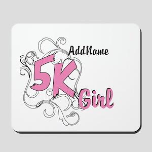Customize 5k Girl Mousepad