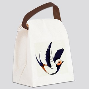 flybird Canvas Lunch Bag