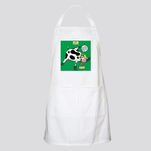 First Moo-lert Apron