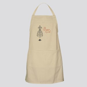 My Sewing Room Apron