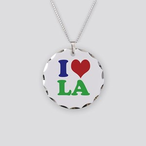 I Heart LA Necklace